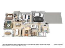 Friendly Floor Plan